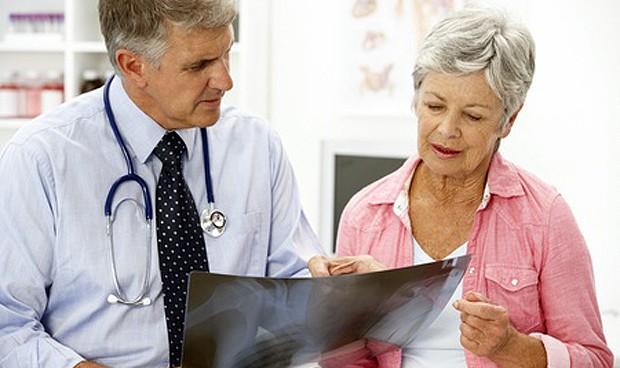 La menopausia acelera la disminución de la función pulmonar