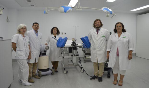 La Milagrosa apuesta por innovación sanitaria con técnicas de braquiterapia
