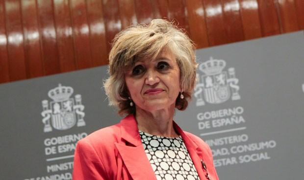 La ministra Carcedo preside hoy la entrega de los Premios Sanitarias 2019