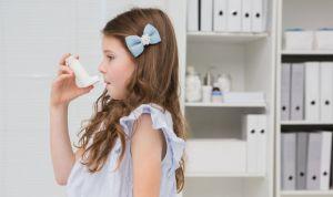 La mitad de los niños asmáticos sufren uno o más ataques al año
