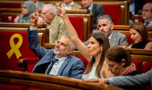 La moción de censura al Govern de Vergés se queda sin apoyos suficientes