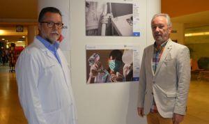 La muestra fotográfica del Consejo General de Enfermería llega a La Coruña