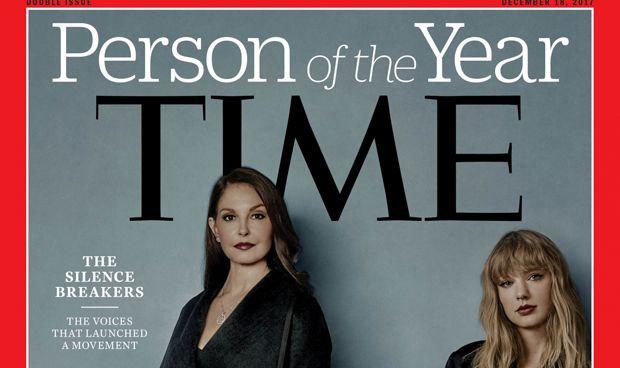 La mujer 'oculta' en la portada de Time por #MeToo es una sanitaria acosada