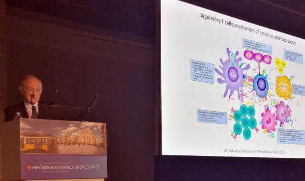 La Neumolog�a espa�ola acapara la cita europea de la medicina respiratoria