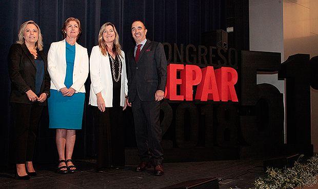 """La Neumología y Separ es un binomio """"líder, fuerte y dinámico"""" en sanidad"""