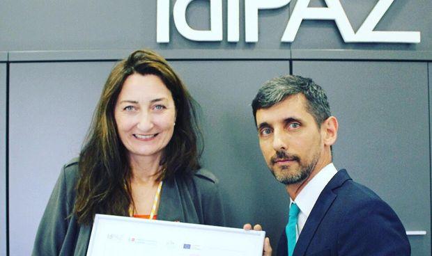 La Nobel de Medicina, May-Britt Moser, elegida miembro de honor del IdiPaz