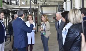 La nueva central térmica del Reina Sofía reduce consumo y emisiones de CO2