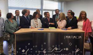 La nueva facultad de Farmacia de Albacete corona su campus biosanitario
