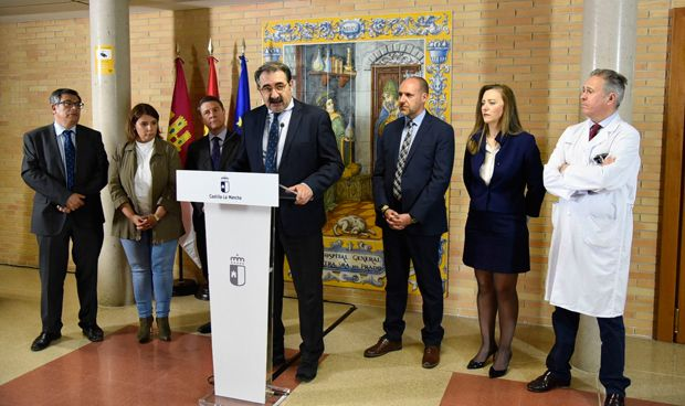 La nueva Unidad de Oncohematología infantil de Toledo suma 7 camas más