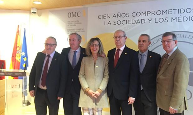 """La OMC cumple 100 años y renueva """"su contrato social"""" con los pacientes"""
