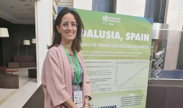 La OMS destaca el programa de retinopatía diabética andaluz