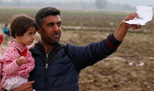 La OMS niega que los refugiados sean una amenaza para la salud pública