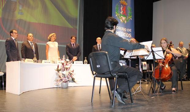 La ONT, medalla de oro del Colegio de Médicos de Badajoz