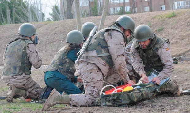 La OPE para enfermeros militares ya tiene fecha