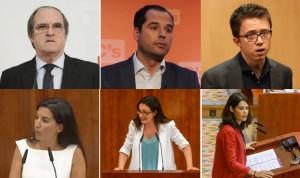 """La oposición a Díaz Ayuso: """"Aumente el presupuesto sanitario un 25%"""""""