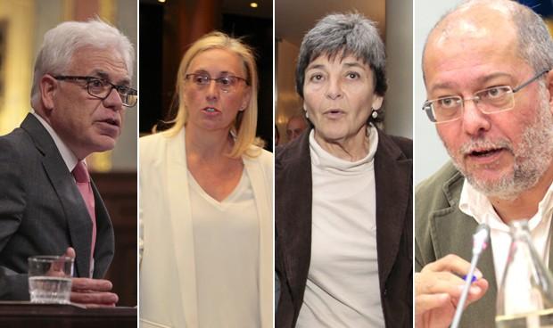 """La oposición: abierta a """"colaborar"""" con Carcedo pero quieren más medidas"""