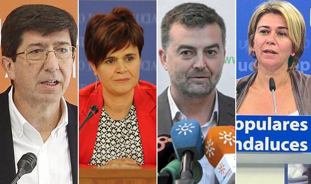La oposici�n aplaude con matices el acuerdo alcanzado en Granada