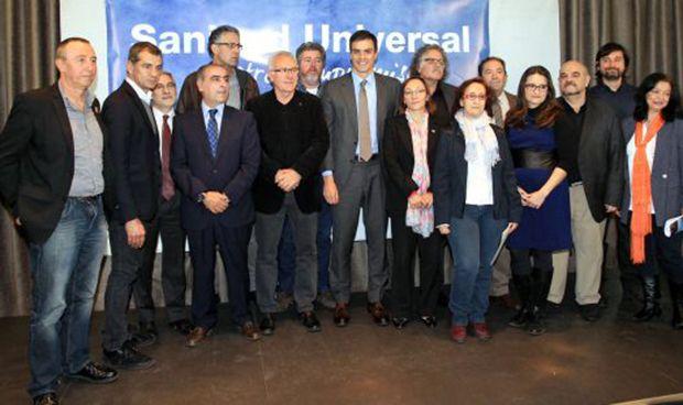 La oposición reedita el pacto sanitario firmado antes de las elecciones