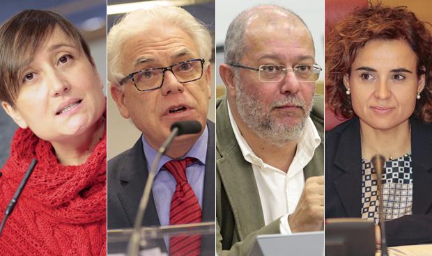 La oposición, a Montserrat:
