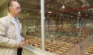 La participación en la OPE del Sergas se queda en los 3.637 candidatos