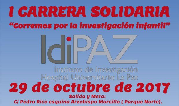 La Paz estrena carrera solidaria para recaudar fondos para investigación