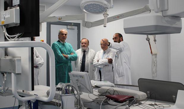 La Paz estrena sala de Cardiología Intervencionista de última generación