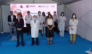 """Roche y Fedhemo impulsan salas """"humanizadas"""" en el Hospital La Paz"""