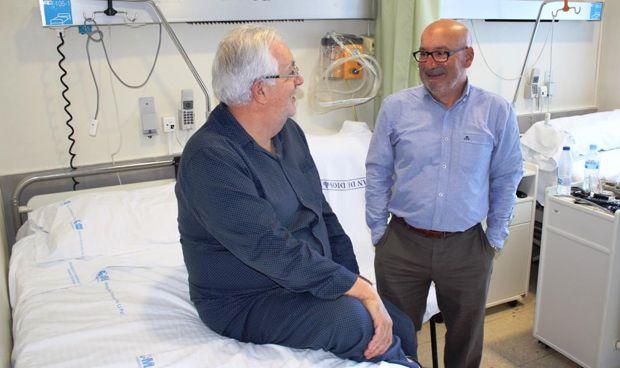 La Paz incorpora al paciente experto en cardiopatías desde el ingreso