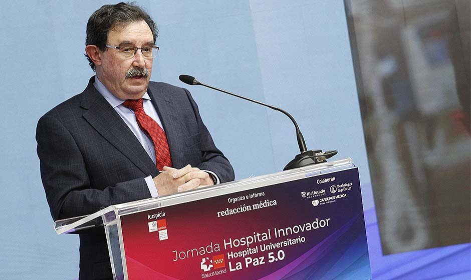 """""""La Paz es innovación con mayúsculas en tecnología y procesos sanitarios"""""""