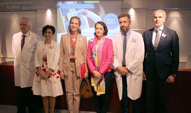 La Paz, nuevo Centro de Referencia Nacional para la 'piel de mariposa'
