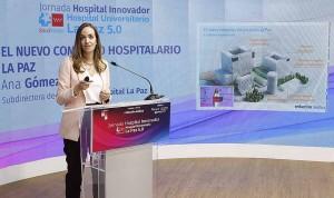 """La Paz: 9 años de obras para un hospital """"inteligente"""" y con doble circuito"""