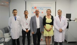La Paz pone en marcha un estudio sobre el síndrome de Wolf-Hirschhorn