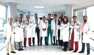 La Paz, primer hospital español en un estudio mundial de Neurocirugía