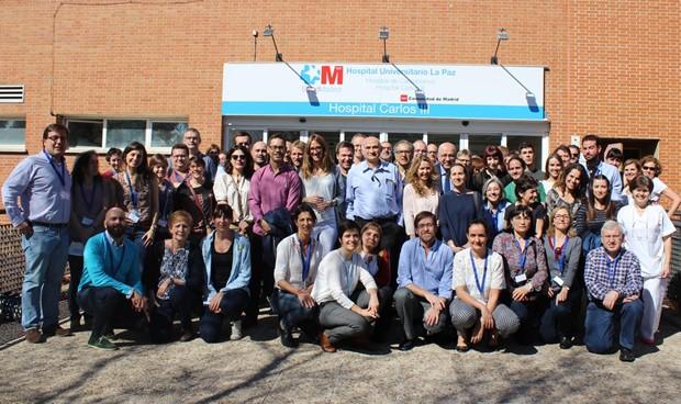 La Paz, referente en patología emergente tras su experiencia con el ébola