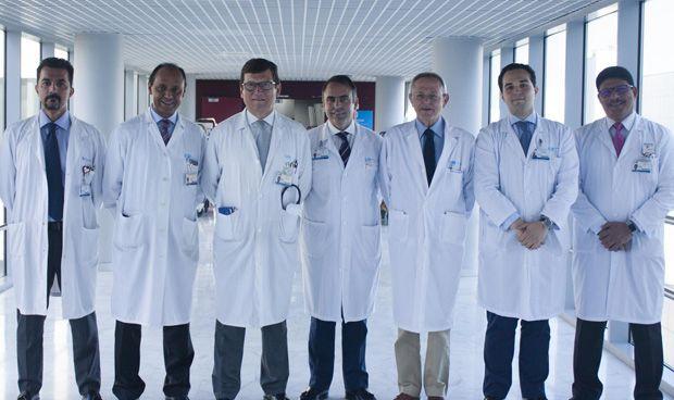 La Paz, referente europeo en cirugía cardiaca y torácica