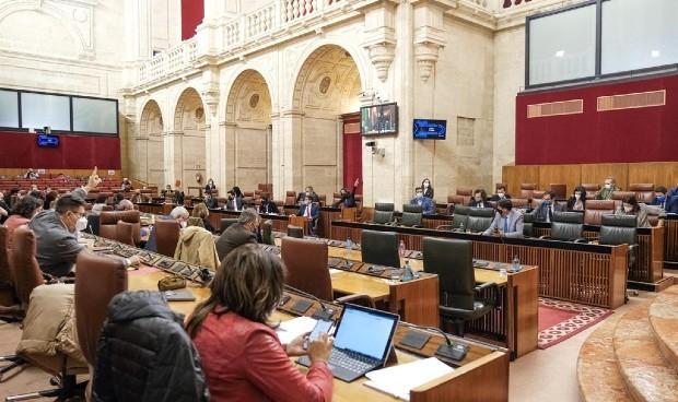 La petición sanitaria del Parlamento andaluz a la Junta