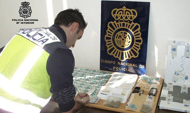La Policía desarticula una banda criminal que vendía viagra de contrabando