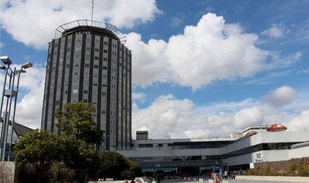 La Policía describe el cadáver hallado en el Hospital La Paz: varón...