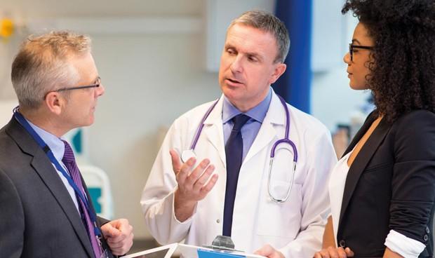 La precariedad y el paro amenazan al visitador médico de Atención Primaria