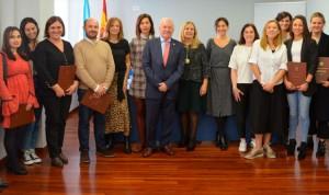 La presidenta de los enfermeros de A Coruña apuesta por la investigación