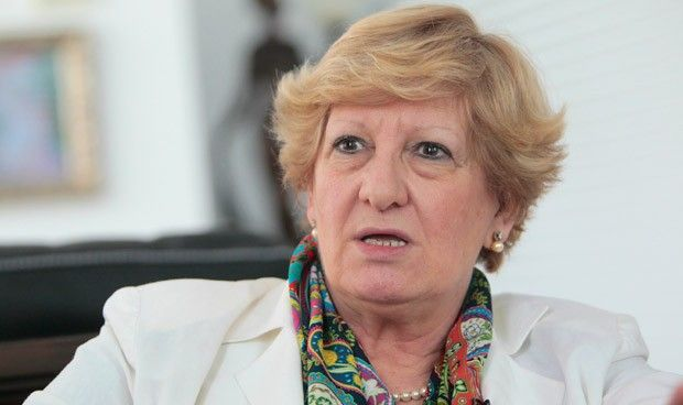 """La presidenta de los médicos de Zaragoza: """"Los votos me avalan"""""""