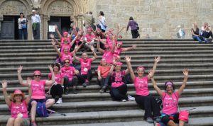 La Princesa acompañará a 20 pacientes de Oncología en el Camino de Santiago
