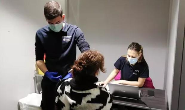 La privada sigue sumando músculo al proceso de vacunación Covid-19