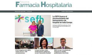La Publicación de Farmacia Hospitalaria cumple 100 números