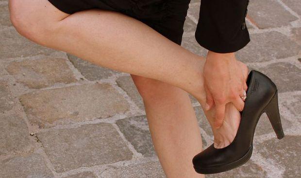La quimioterapia provoca problemas en los pies del 95% de mujeres