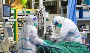 La quinta ola Covid-19 deja más de 9.000 contagios entre los sanitarios