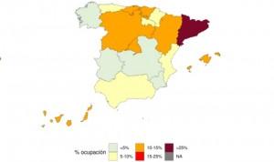 La quinta ola Covid ya amenaza las UCI catalanas: ocupación superior al 35%