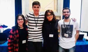 Los estudiantes de Enfermería renuevan su cúpula directiva