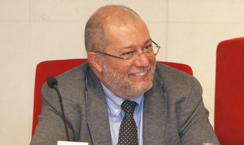 La retranca de Igea contra los líderes del 'procés'