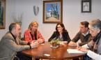 La Ribera apuesta por la mejora del transporte público hasta el hospital